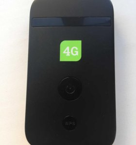 4G роутер (разлочен)