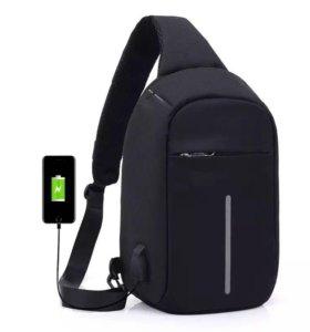Новый Рюкзак антивор