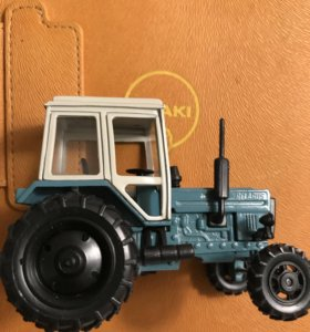 Модели тракторов СССР