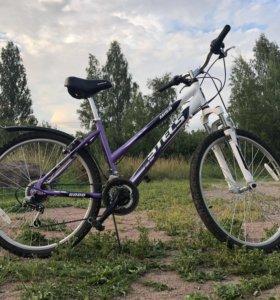 (Возможен торг)    Велосипед Stels Miss 6000 2014