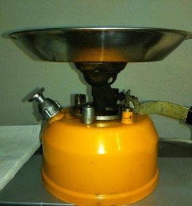 Бензинова горелка шмель 4