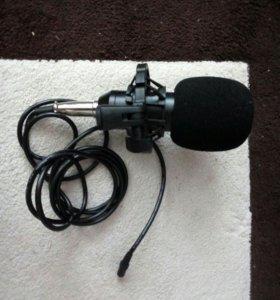 Микрофон БМ800