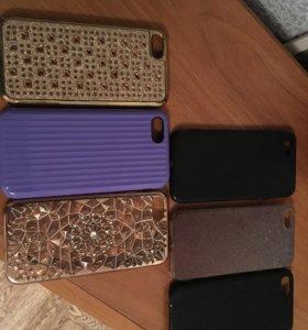 Чехлы для 7 айфона