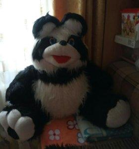 Большая мягкая игрушка - медведь