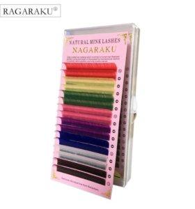 Цветные реснички