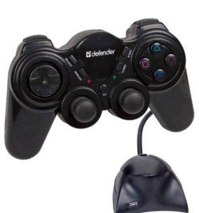 Геймпад defender Game Racer Wireless PRO