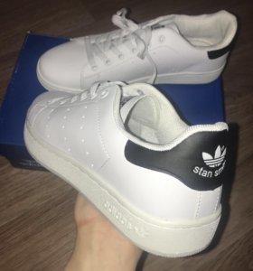 Новые adidas Stan Smith