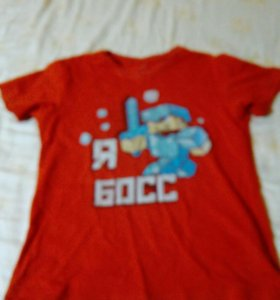 Детский футболка