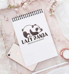 Логотип и штамп для фото с Вашим названием