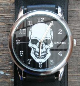 Часы Nemesis с Черепом!