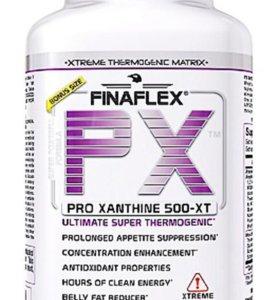 Жиросжигатель PX (PRO XANTHINE 500-XT) от FINAFLEX