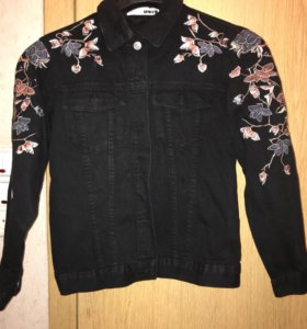 Новая джинсовая куртка Topshop