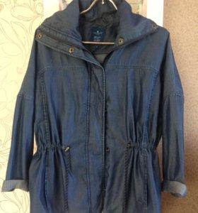 Новая куртка-ветровкаTom Tailor