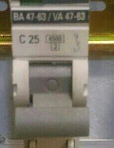 Автомотический выключатель