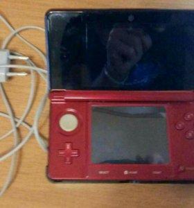 Игровая консоль Nintendoo3DS.