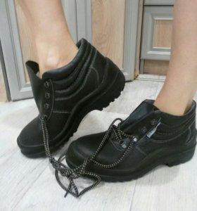 Рабочие мужские ботинки