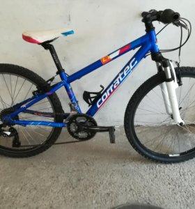 Велосипед Corratec подростковый