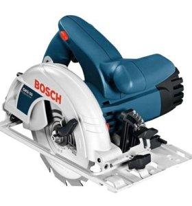 Цикрулярная пила Bosch GKS 55