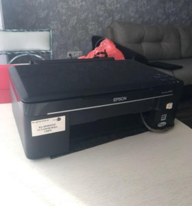 Продам принтер epson sx125