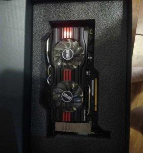 Asus Nvidia Geforse GTX 770, 2 гб