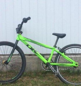 DK велосипед BMX рейсовый