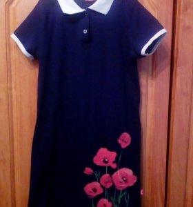 платье носили в школу фирма апрель