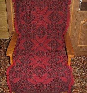 Кресла с накидками б/у