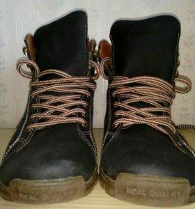 Зимние ботинки Fashion