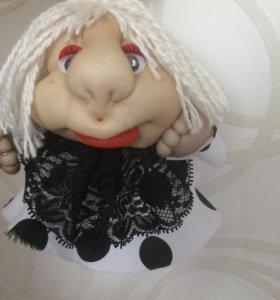 Кукла попик Марго