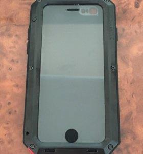 Бронечехол на iPhone 6/6s