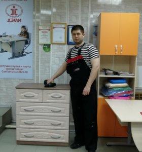 Сборка мебели, мелкосрочный ремонт мебели.