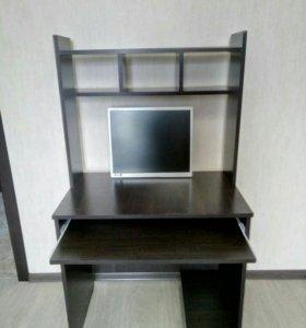Стол с монитором