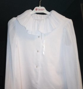 Блузка школьная,парадная
