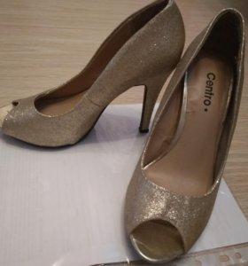 Туфли centro 36 р-р