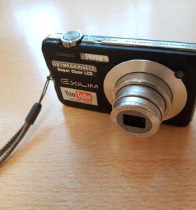 Цифровая камера Casio EX-S10
