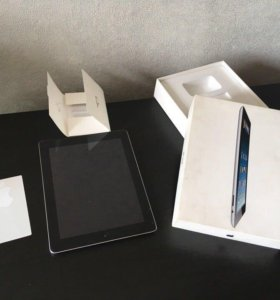 iPad 4 with Retina Display 16gb