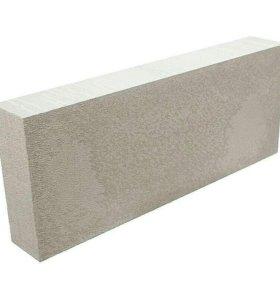 Блок газобетон 750х250х600