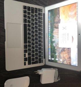 Отличный MacBook Air 2014 I5 SSD 256