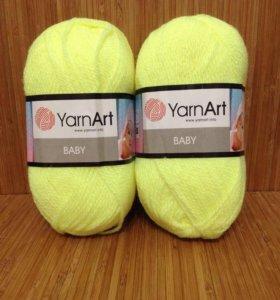 Пряжа Yarn Art Baby