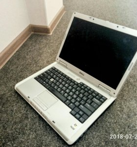 Ноутбук Dell на запчасти