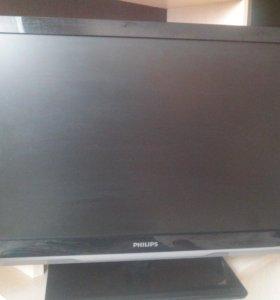 Продаю телевизор philips 19pfl3507t/60
