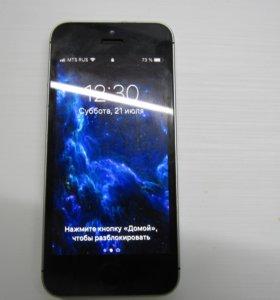 Iphone SE 32 gb черный