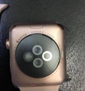 Часы apple 2 серии