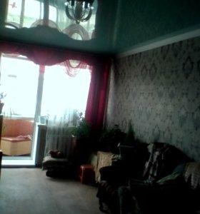 Квартира, 3 комнаты, 56.5 м²