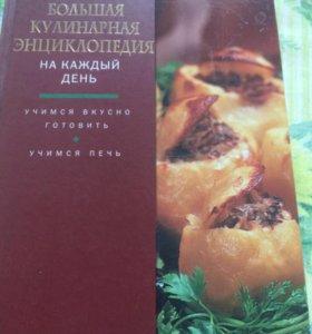 Большая кулинарная энциклопедия( на каждый день)