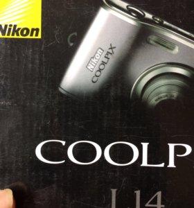 Фотоаппарат Никон coolpix