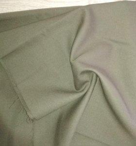 Ткань диагональ шерстяная