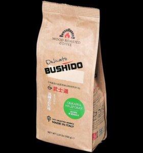 Кофе BUSHIDO в зернах