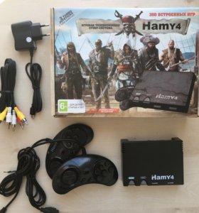 Игровая приставка Hamy 4 (sega+dendy)