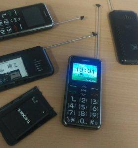 Мобильник как радио